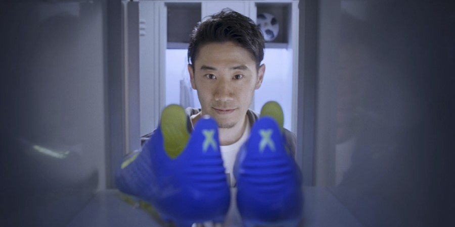 "adidas ""Creativity is the Answer"", à chacun sa propre règle, sa propre créativité !"