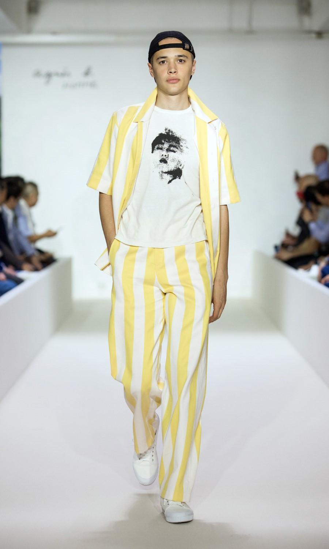 agnès b. Spring/Summer 2019 - Paris Fashion Week