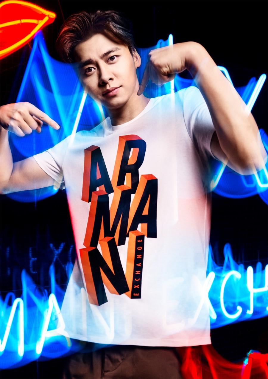 AX Armani Exchange Automne-Hiver 2018-19 - LI YIFENG