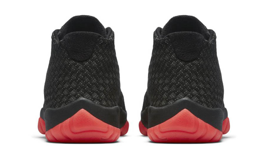 Air Jordan Future Premium Black Infrared 23