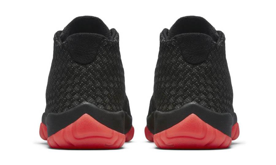 Air Jordan Future Premium Black Infrared 23