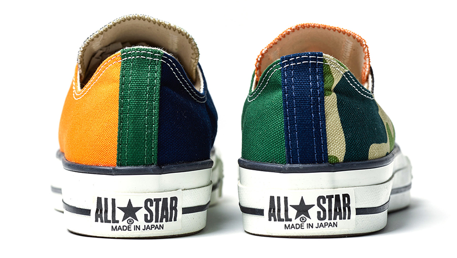 BILLY'S x Converse What the Chuck Made in Japan