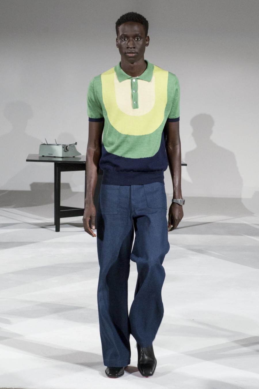 David Hart Spring/Summer 2019 - New York Fashion Week Men's