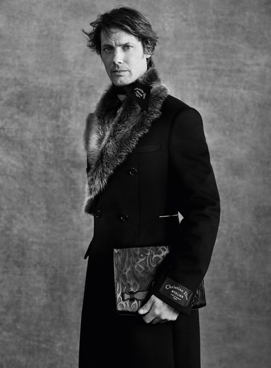 Dior Homme Fall 2018 Campaign - Paolo Roversi