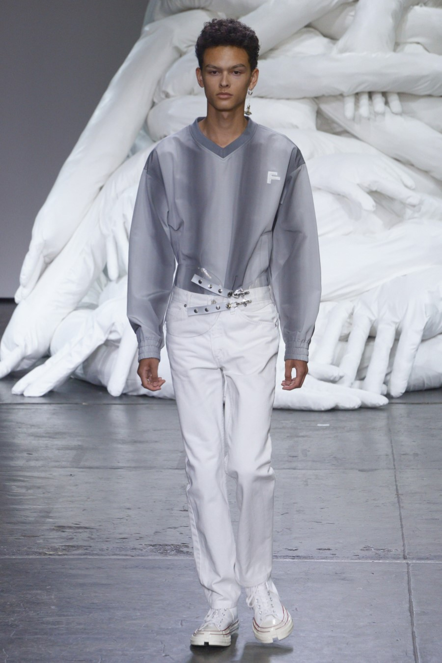 Feng Chen Wang - Spring/Summer 2019 - New York Fashion Week Men's