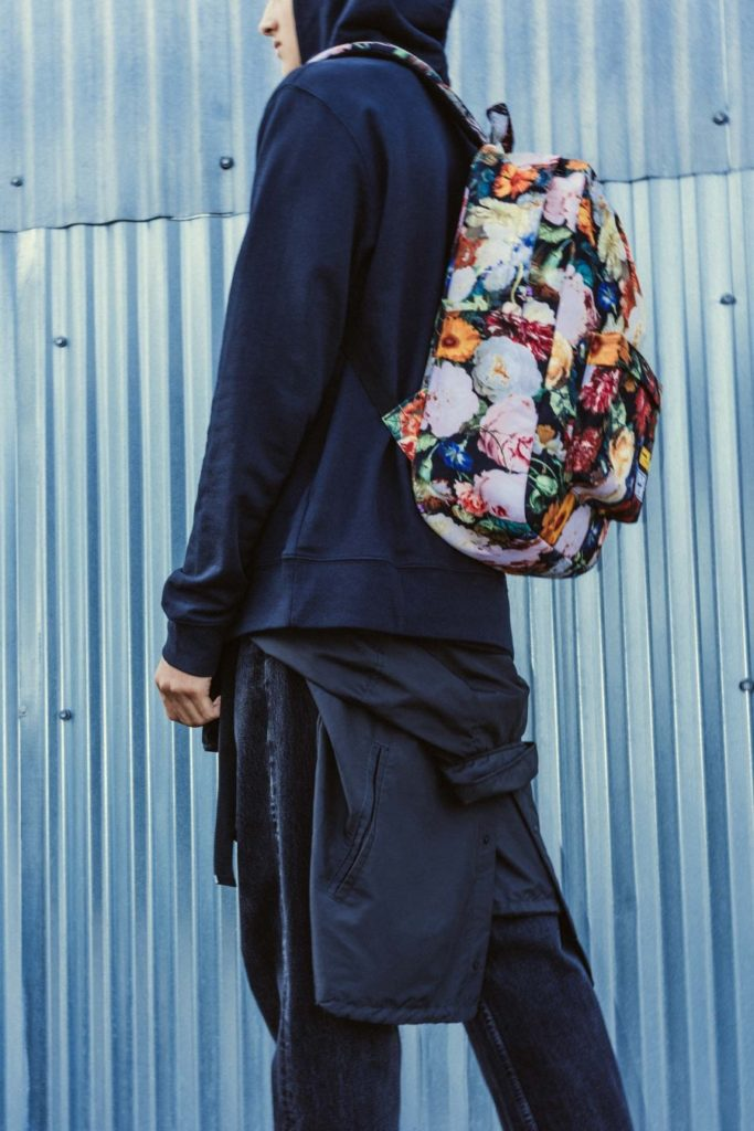 Herschel Supply x Hoffman California Fabrics AH18