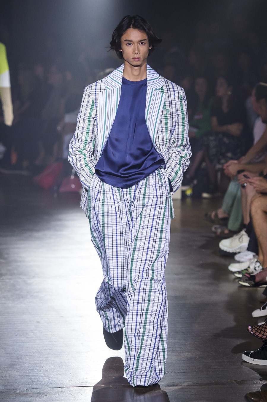 Kenzo Spring/Summer 2019 - Paris Fashion Week