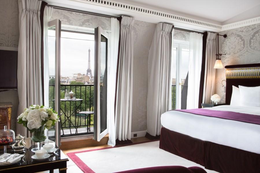 La Réserve Paris - Travel + Leisure