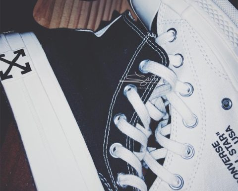 Off-White X Converse Chuck Taylor 70