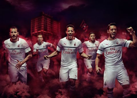 PUMA - AC MILAN Kit Away 2018-2019