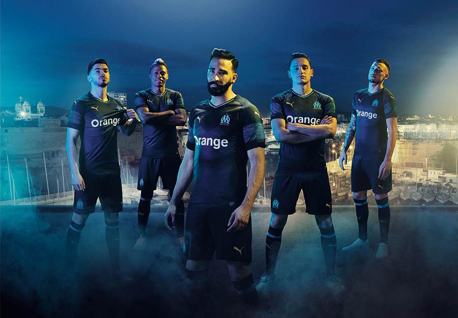 PUMA x Olympique de Marseille