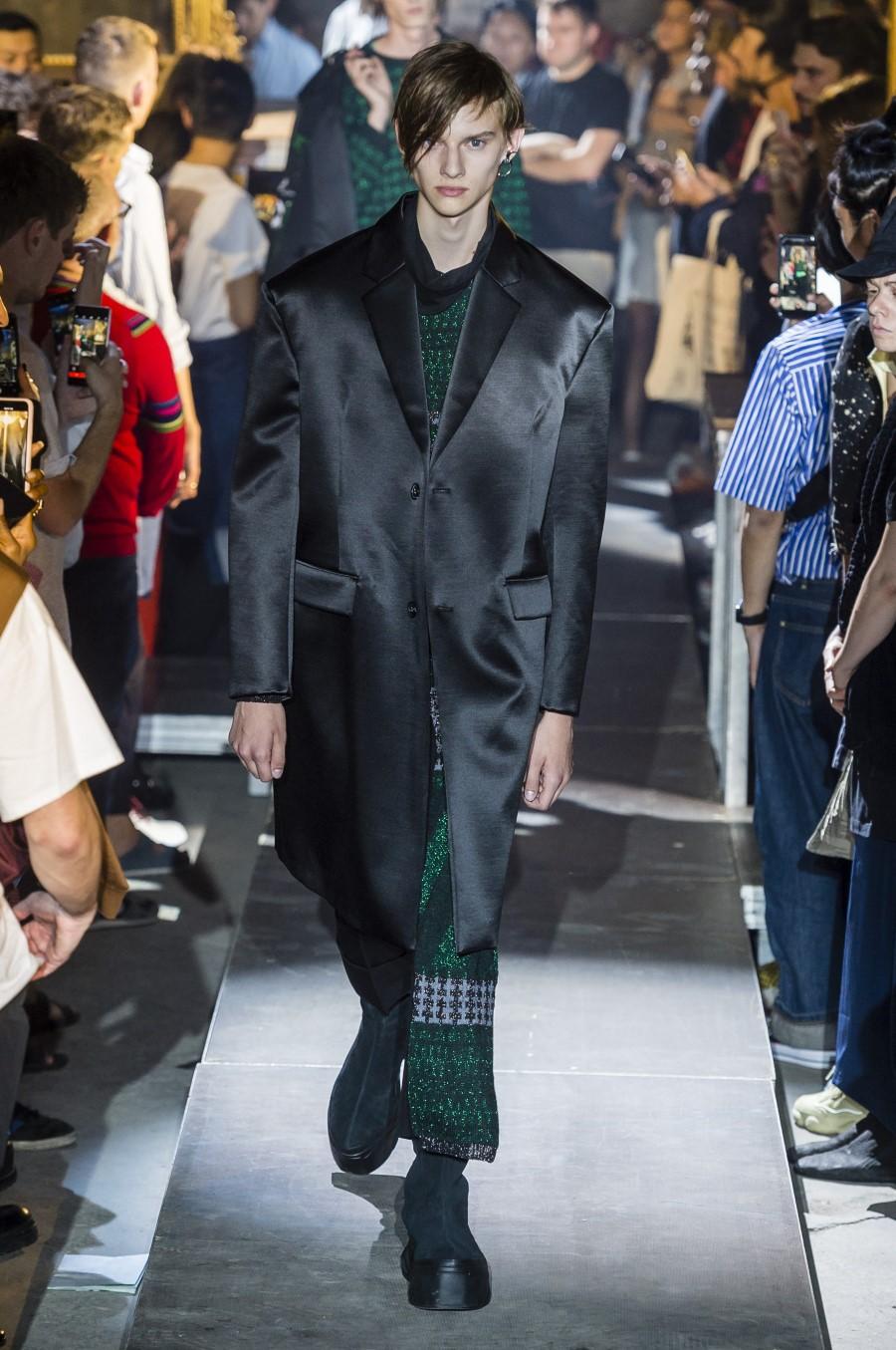Raf Simons – Printemps/Été 2019 – Paris Fashion Week