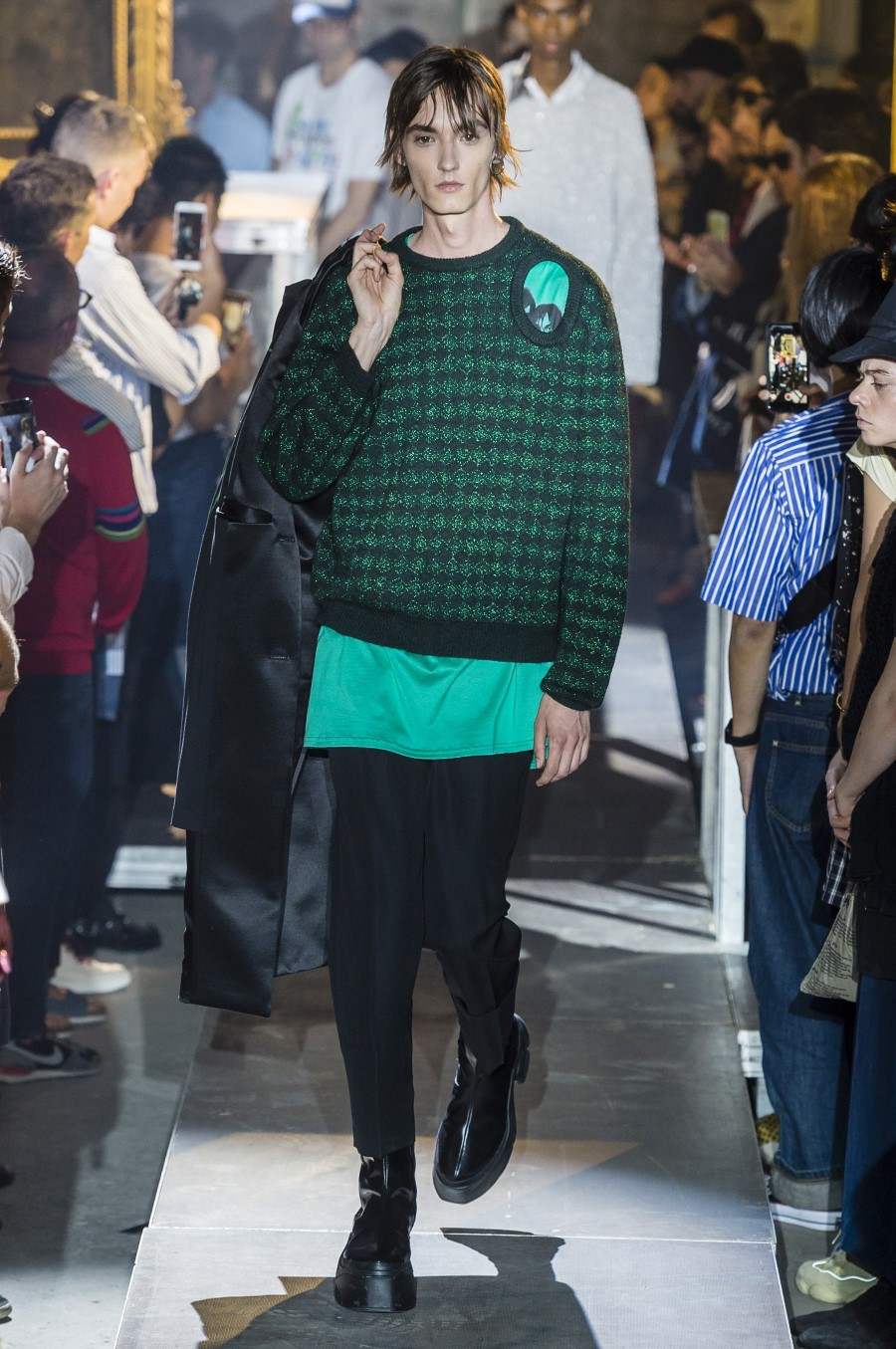 Raf Simons Spring/Summer 2019 - Paris Fashion Week