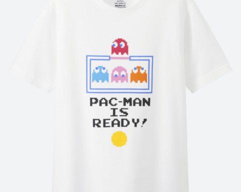 UNIQLO UT x Namco Pac-Man