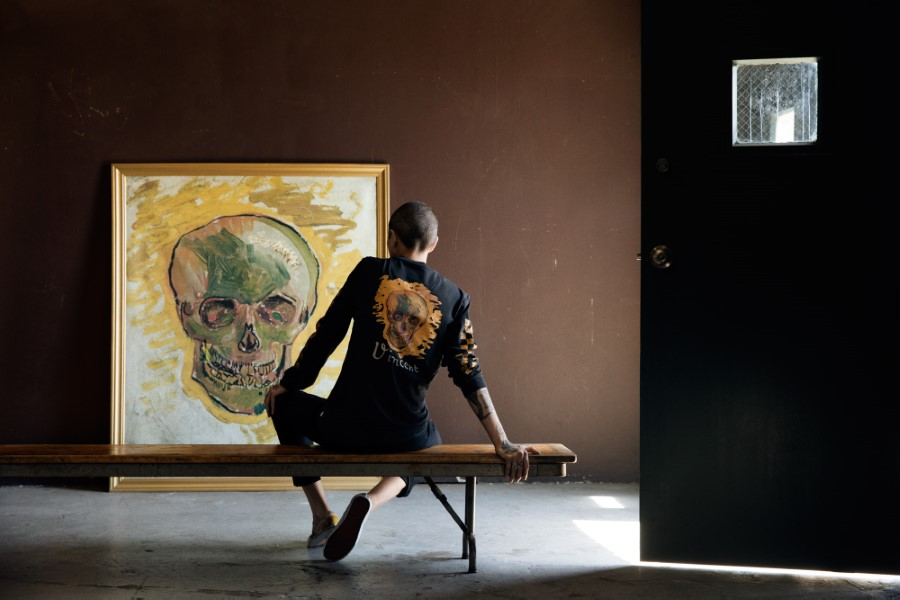 D'amsterdam X Exclusive Musée Collaboration Gogh Van Vans cTYqcBpO