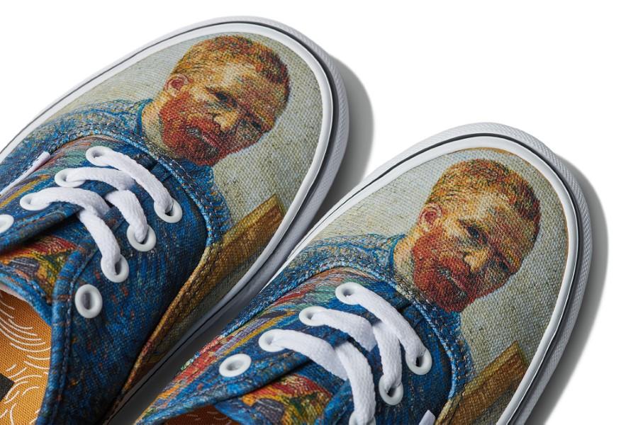 Vans x Vincent Van Gogh, la capsule arty inattendue de cet été