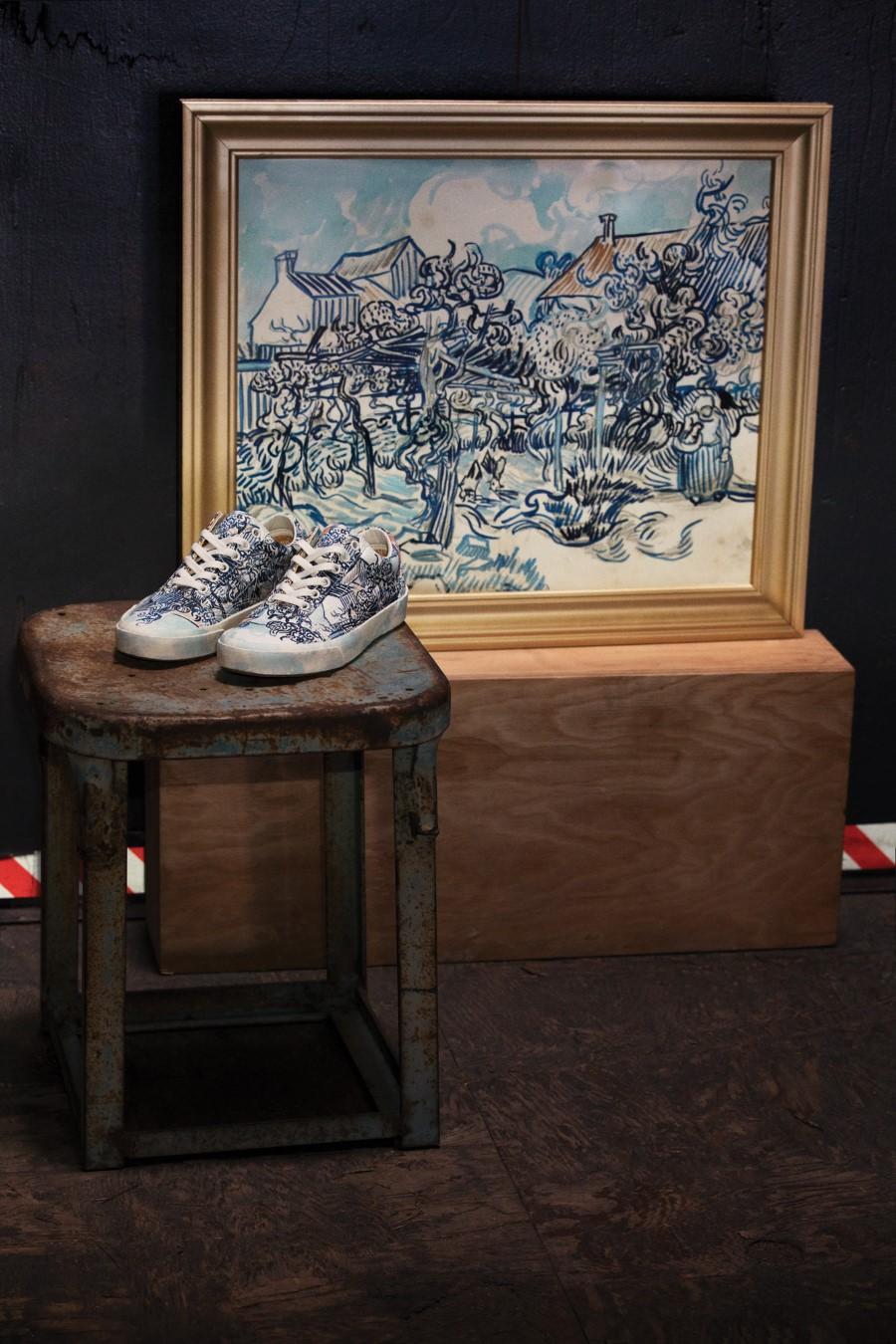 Vans x Musée Van Gogh d'Amsterdam