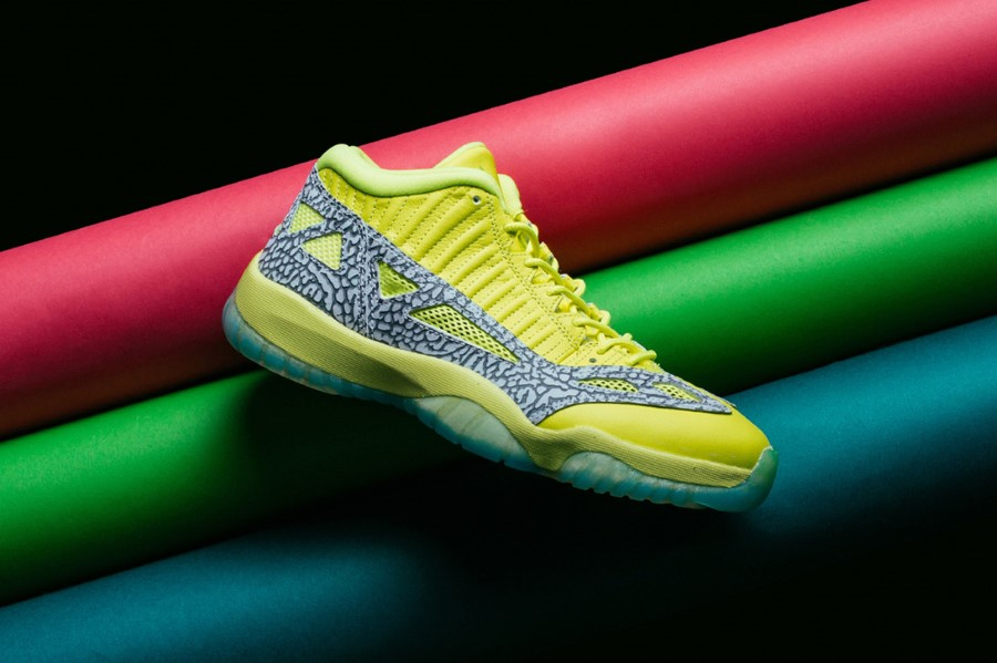 Air Jordan 11 Low IE Highlighter Pack