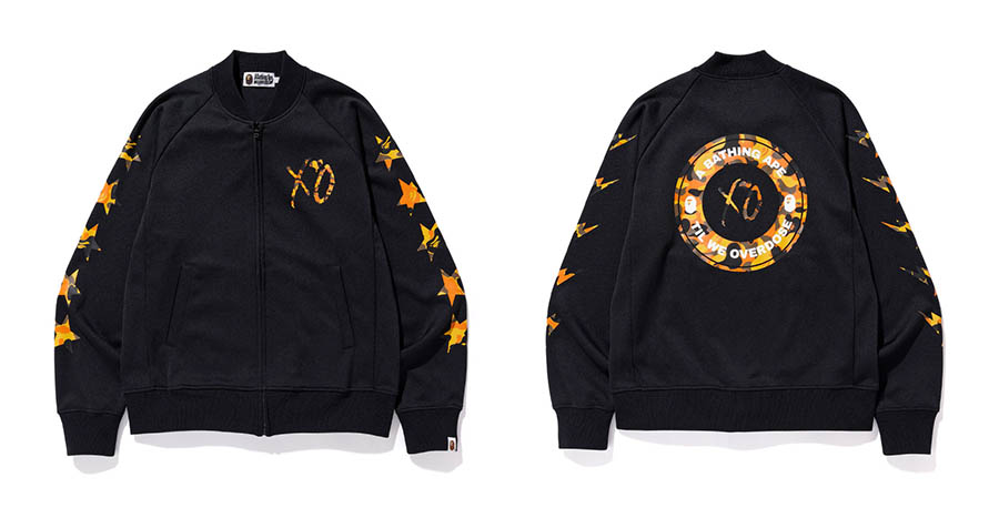 BAPE x The Weeknd