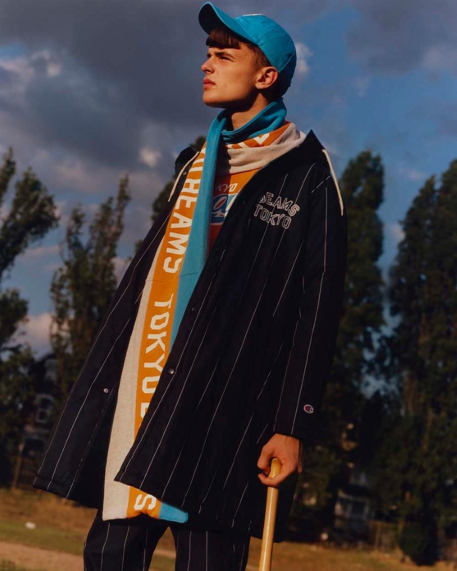 Champion x BEAMS Automne-Hiver 2018