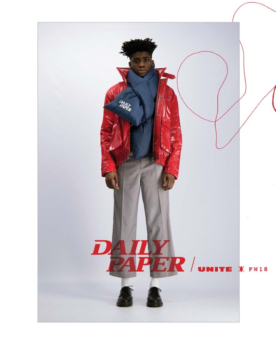 Daily Paper Automne-Hiver 2018