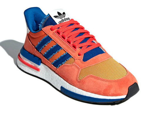 Dragon Ball Z x adidas ZX 500 Goku