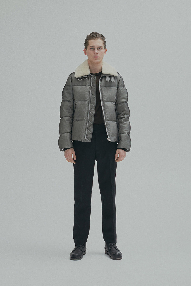 Helmut Lang Fall/Winter 2018 Lookbook