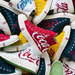 KITH x Coca-Cola x Converse Sneakers