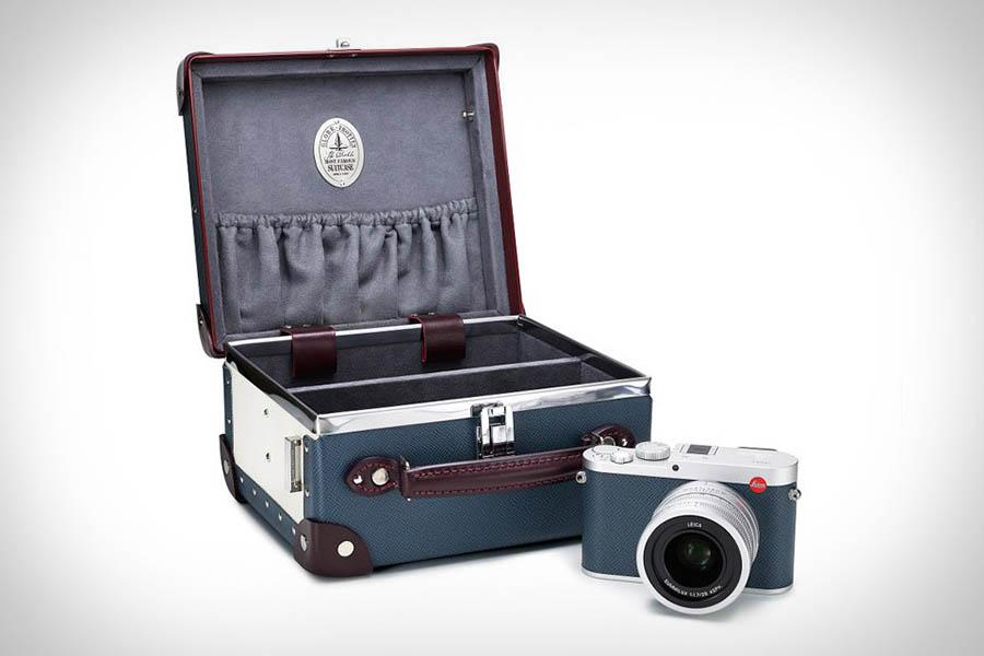 Leica Q x Globe-Trotter