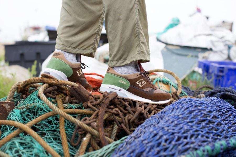 Le pack New Balance 1500 Coastal Cuisine célèbre le très gourmand Surf 'n' Turf