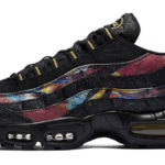 Nike Air Max 95 Metallic Gold-Cobalt Blaze