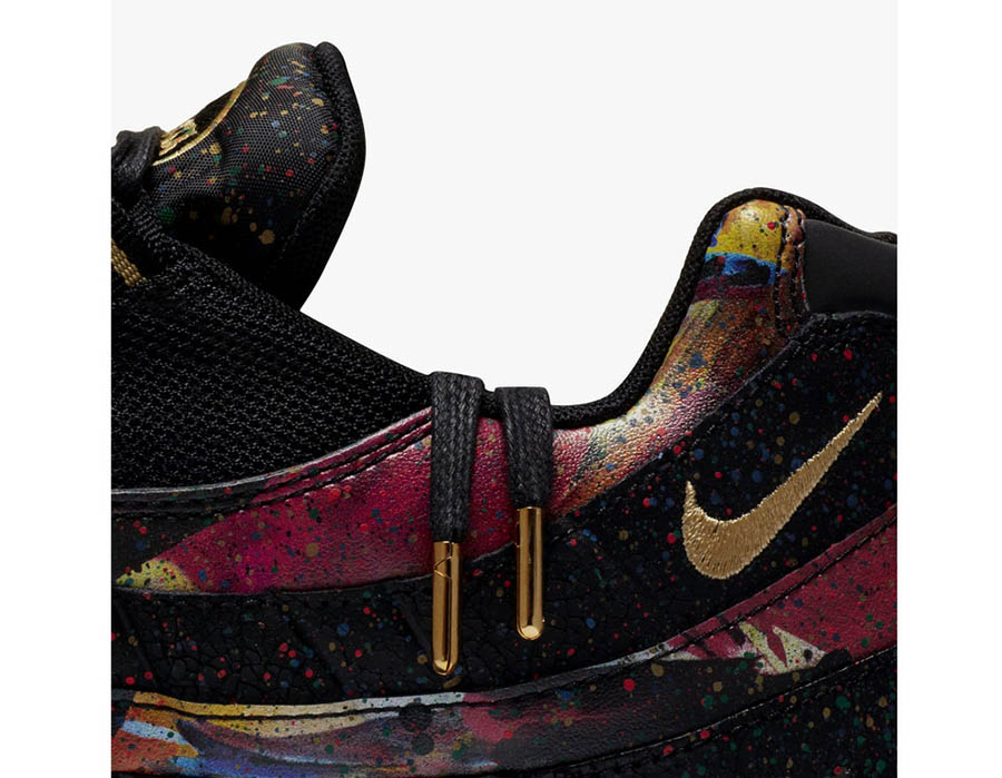 Nike Air Max 95 Metallic Gold-Cobalt Blaze
