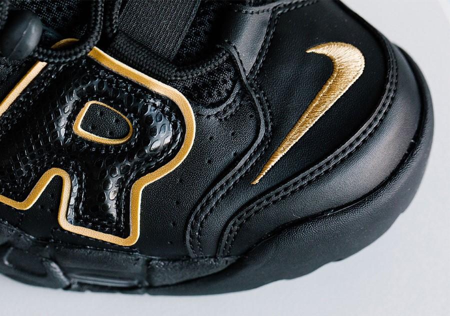 acheter en ligne b69c7 d4f5e Nike célèbre Paris, Londres et Milan avec le Nike Air More ...