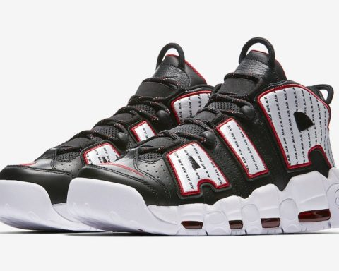 Nike Air More Uptempo Pinstripe