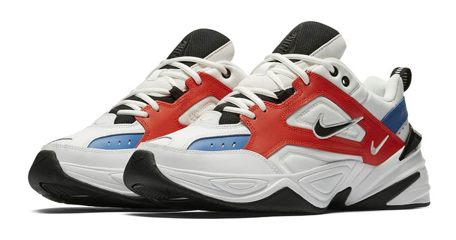 Nike M2K Tekno Summit-Team Orange