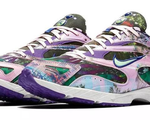 Nike Zoom Streak Spectrum Plus Court Purple