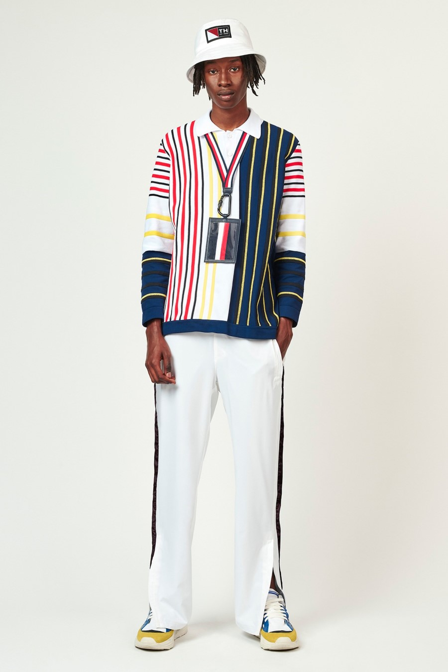 Tommy Hilfiger Printemps/Été 2019 - New York Fashion Week Men's