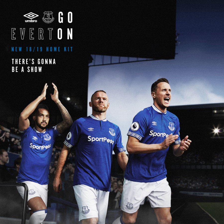 Umbro x Everton 2018-2019