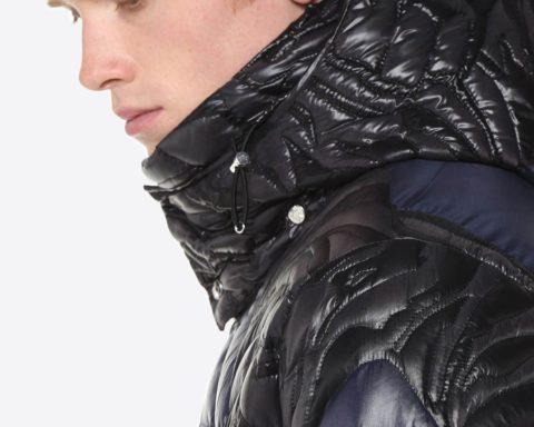 Valentino x Moncler Vestes Matelassées Hiver 2018