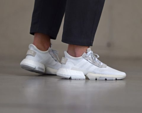 adidas POD S3.1 White/Grey One