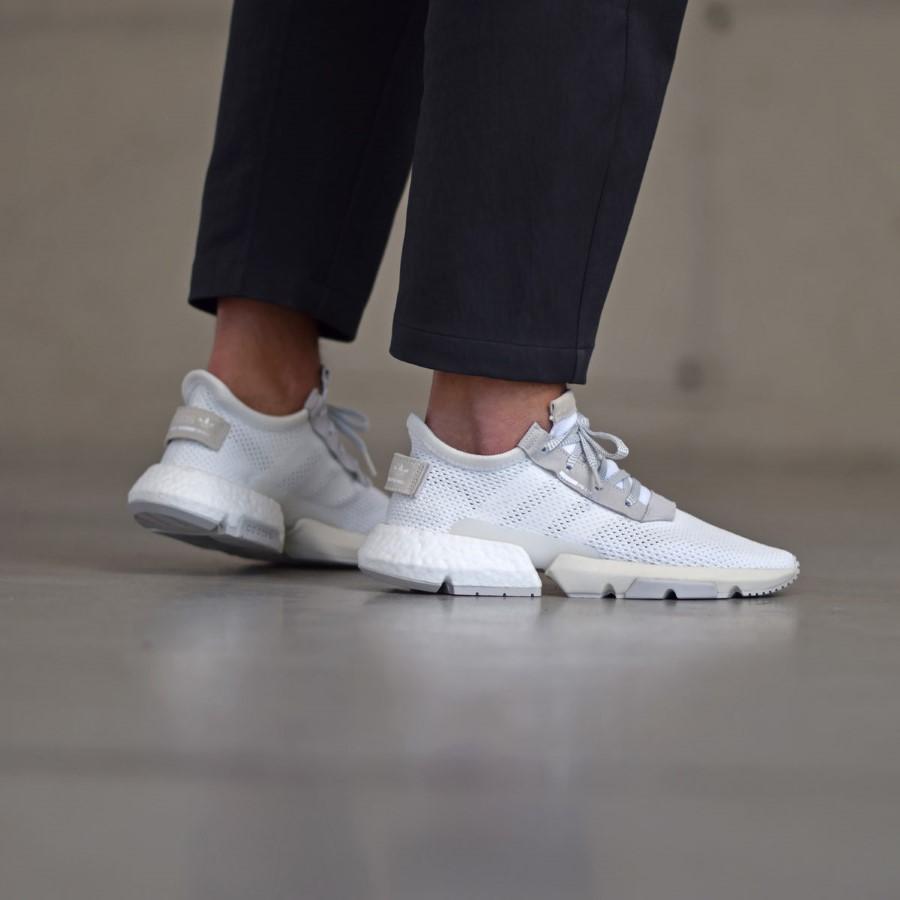 Adidas POD S3.1 Est Déclinée Dans Un Nouveau Coloris