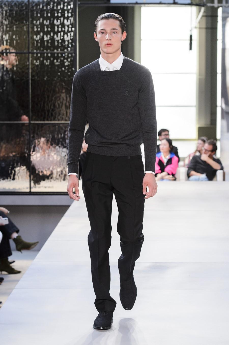 Burberry Printemps-Été 2019 – London Fashion Week
