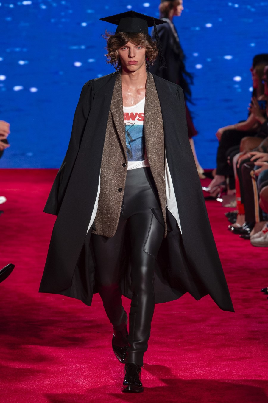 Calvin Klein 205W39NYC Printemps-Eté 2019 - New York Fashion Week
