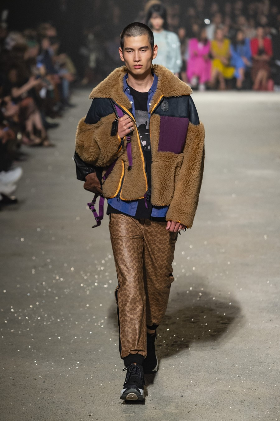 Coach 1941 Printemps-Été 2019 - New York Fashion Week