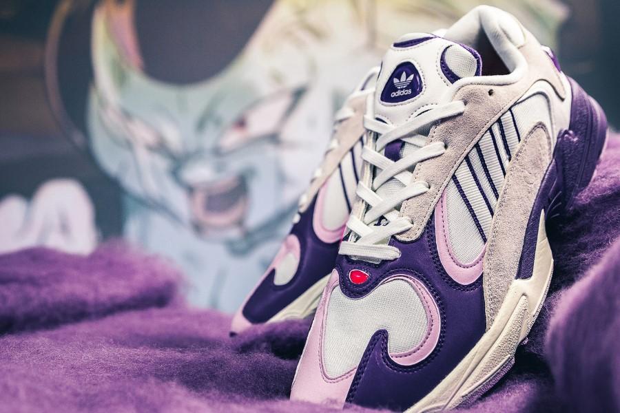 Dragon Ball Z x adidas Yung-1 Frieza