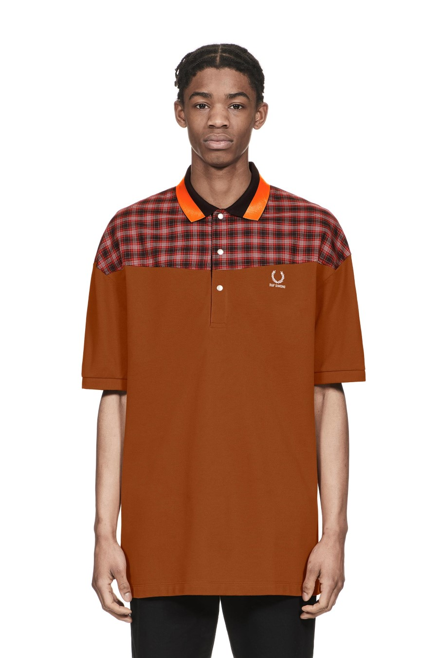 Fred Perry x Raf Simons Automne-Hiver 2018-2019