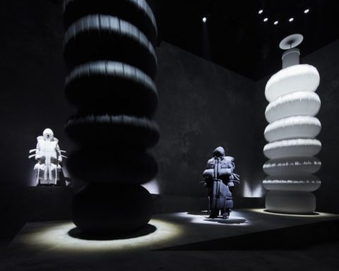 Moncler Genius project 3ème x Craig Green