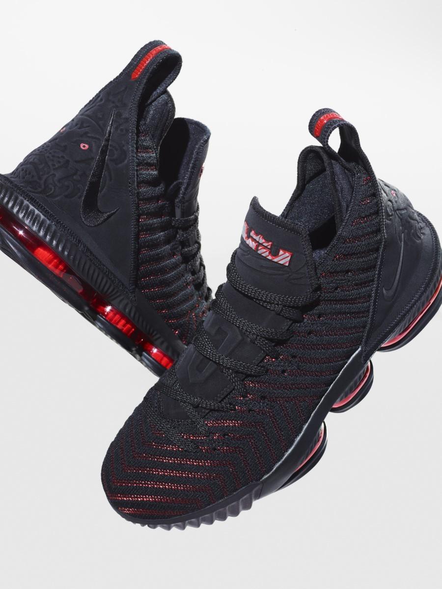 Nike Basketball Lebron James 16