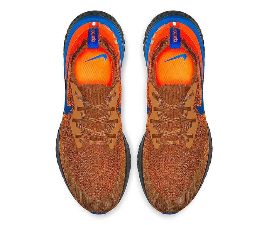 Nike Epic React Flyknit Golden Beige