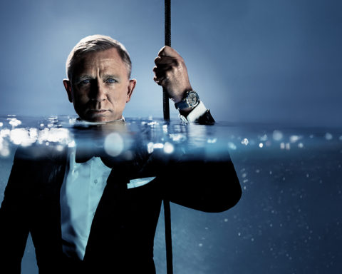OMEGA Seamaster Diver 300 - Daniel Craig